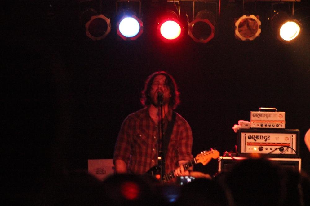 Chuck Ragan of Hot Water Music