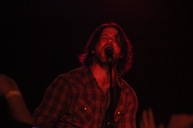Chuck Ragan of Hot Water Music