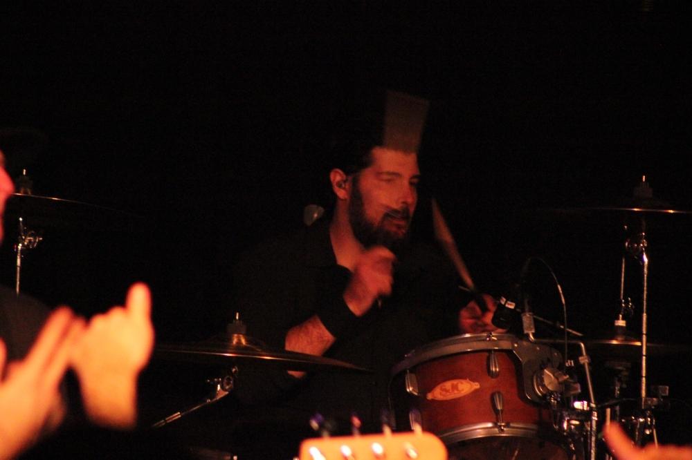 George Rebelo of Hot Water Music