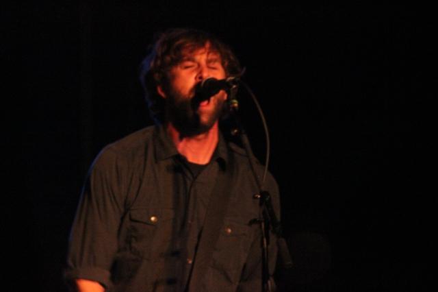 Chris Wollard of Hot Water Music
