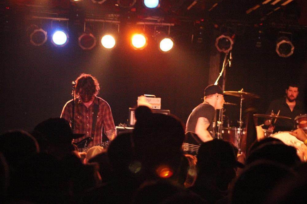 Chuck Ragan and Jason Black of Hot Water Music Live from Masquerade Atlanta