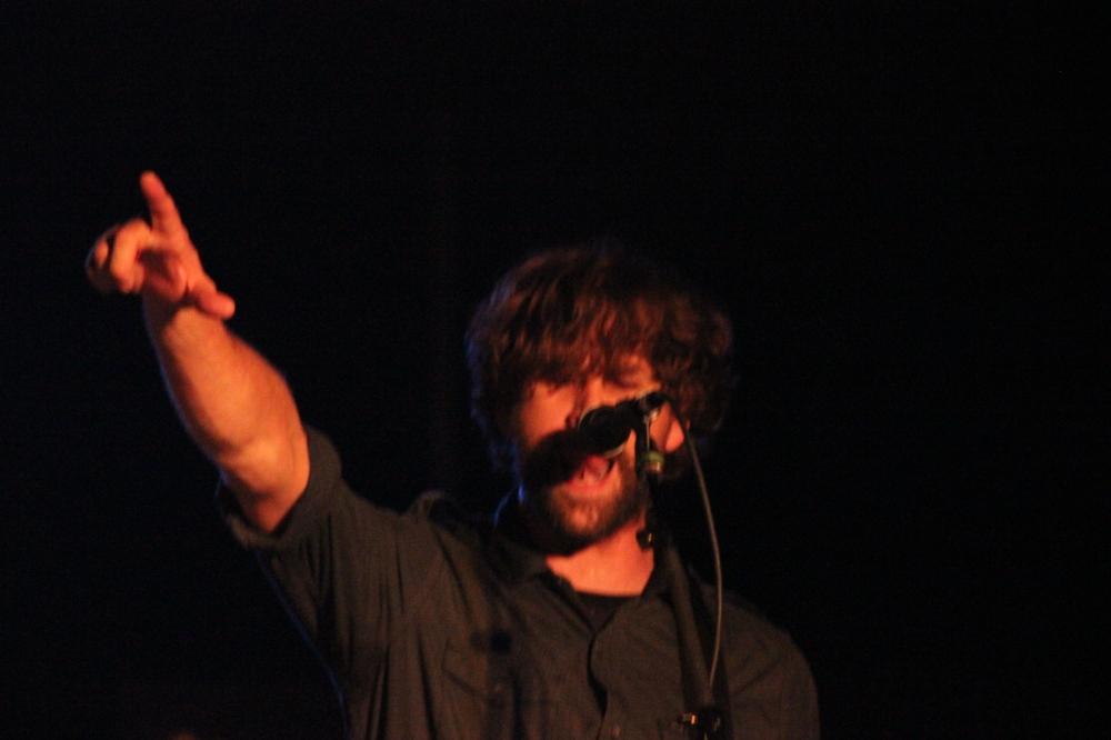 Chris Wollard of Hot Water Music Live from Masquerade Atlanta