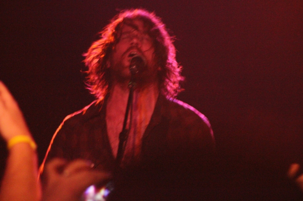 Chuck Ragan of Hot Water Music  Live from Masquerade Atlanta
