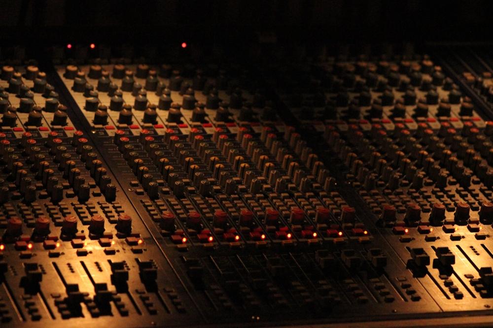 Soundboard for Hot Water Music at Masquerade Atlanta
