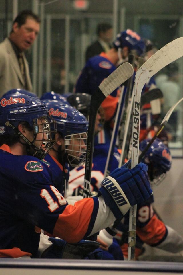 UF Hockey 10/26/13