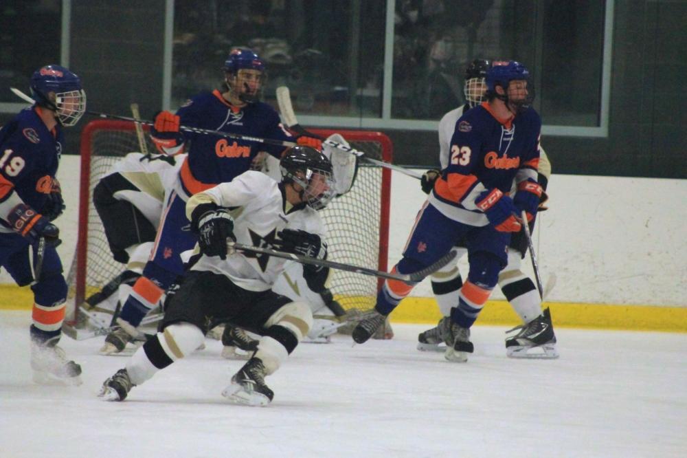 UF Hockey vs Vandy Hockey
