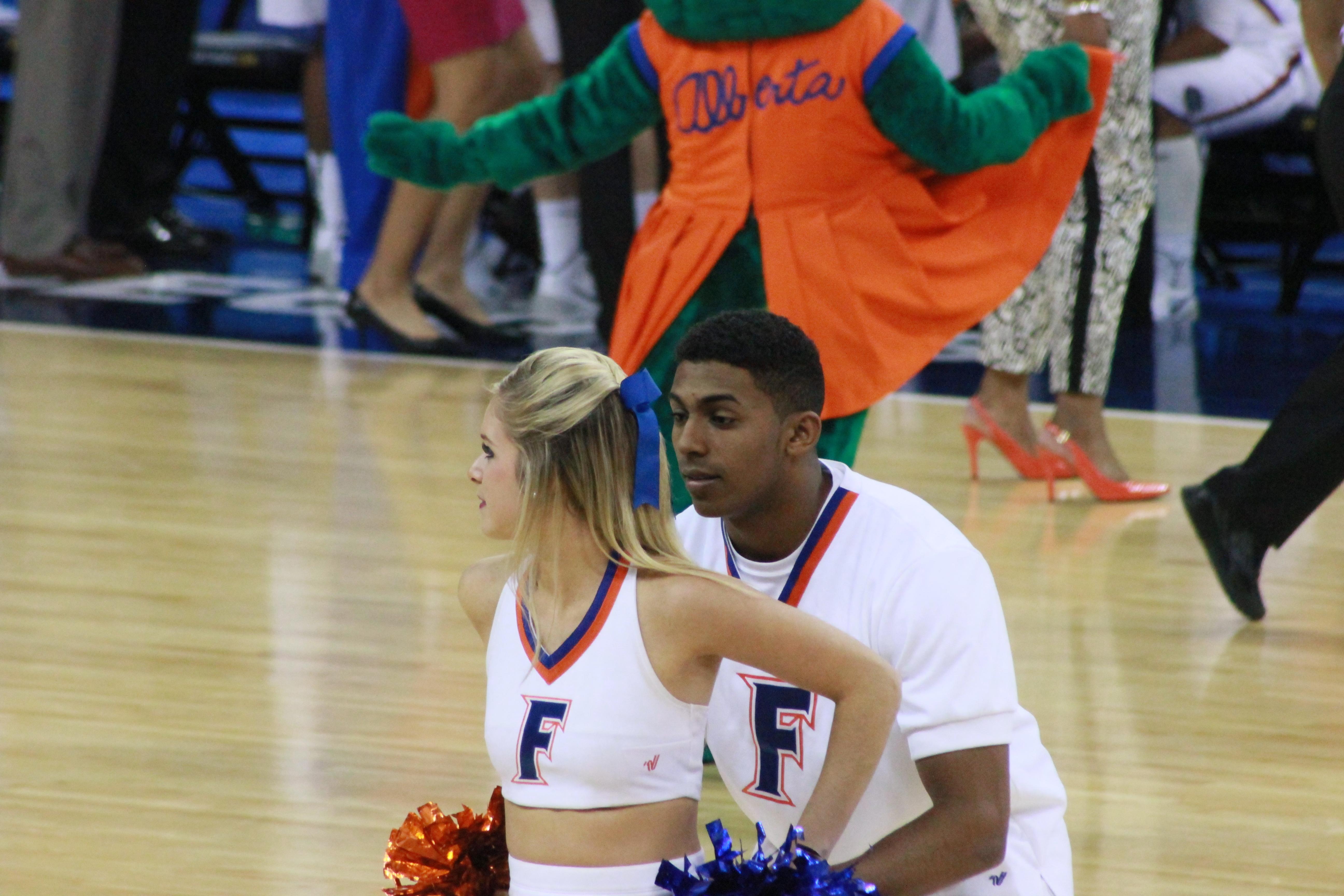 Florida Gators – UF Cheerleaders – Woody Bass III
