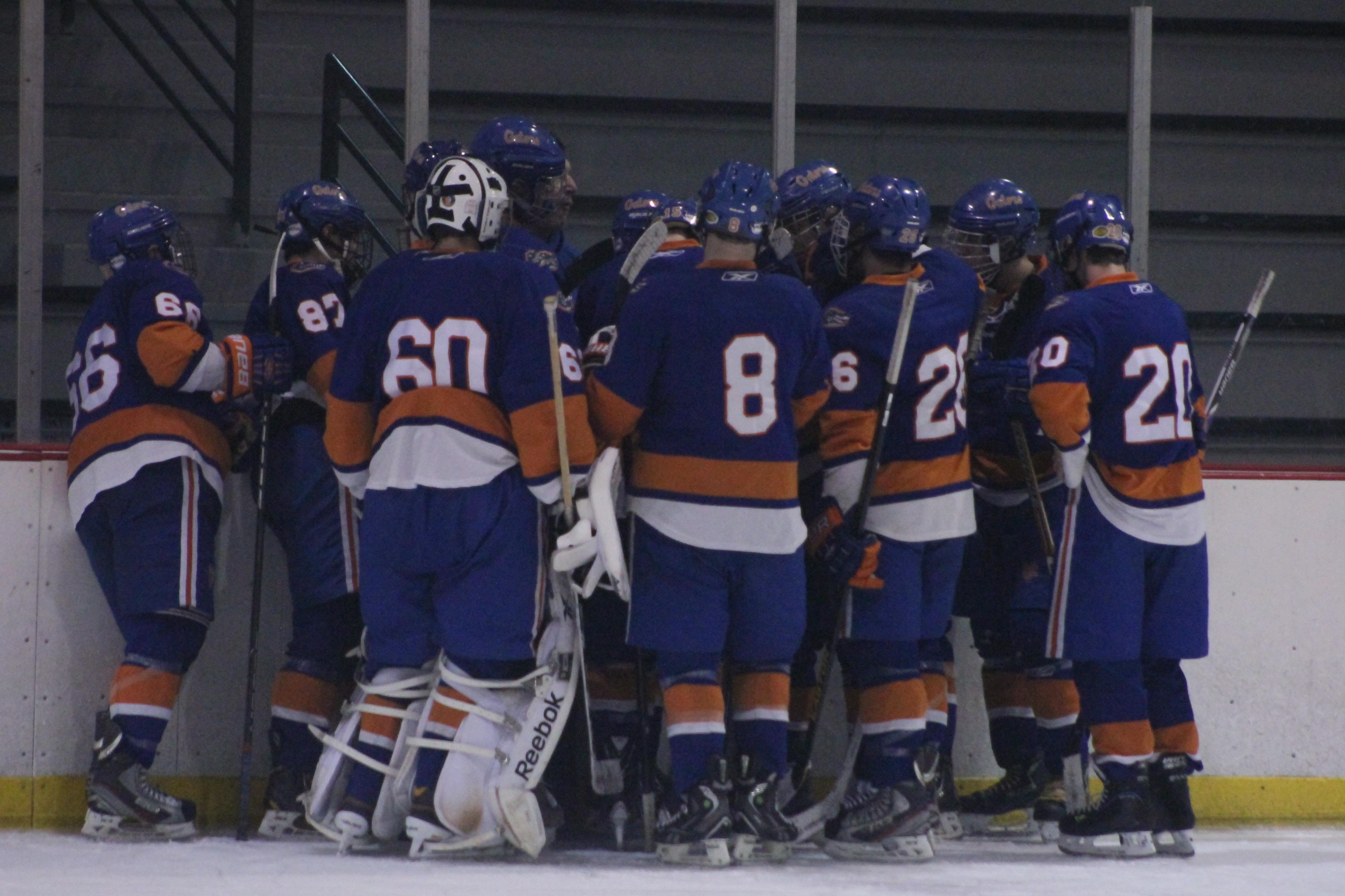 SEC Hockey Tournament – Gators 2 vs. Rebels 7 5bb8b587160